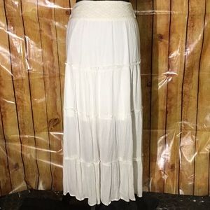 Very pretty long maxi Easel Skirt!